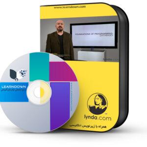 آموزش مبانی برنامه نویسی: پایگاه داده-Foundations of Programming: Databases