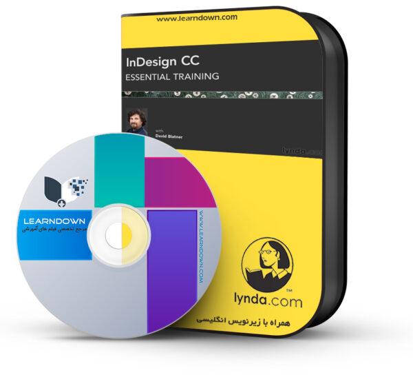 آموزش ایندیزاین سی سی-InDesign CC Essential Training