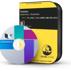 آموزش تویتر - Twitter Essential Training