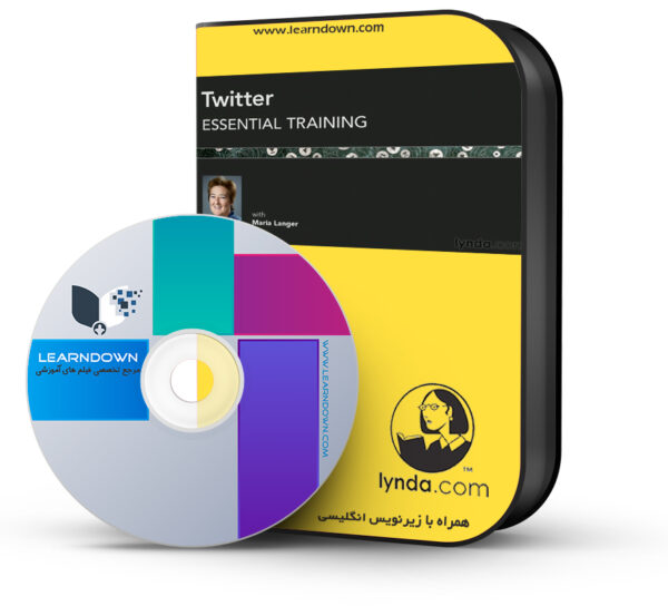 آموزش تویتر – Twitter Essential Training