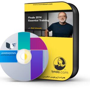 خرید آموزش فاینالی - Finale 2014 Essential Training