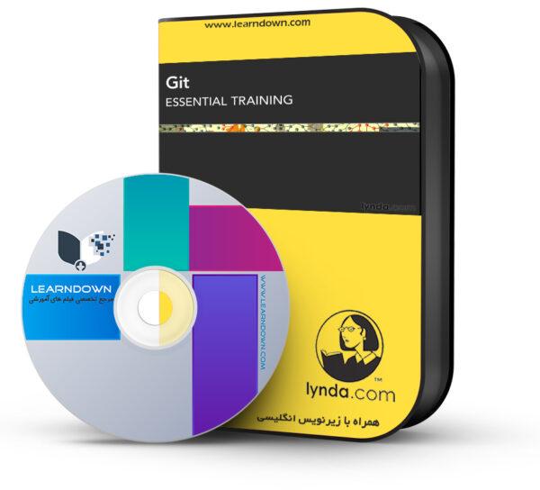 خرید آموزش گیت – Git Essential Training