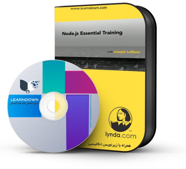 آموزش نود جیاس – Node.js Essential Training