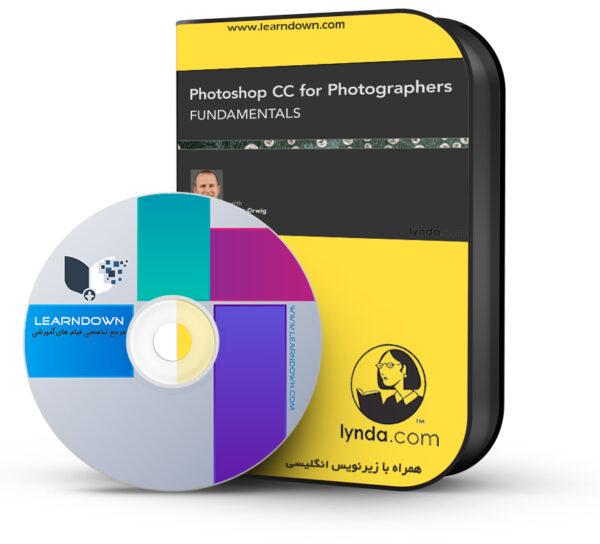 خرید آموزش فتوشاپ برای عکاسان : مبانی – Photoshop CC for Photographers: Fundamentals
