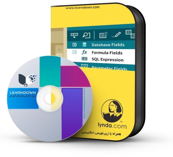 آموزش کریستال ریپورت ۲۰۱۱ -Crystal Reports 2011 Essential Training