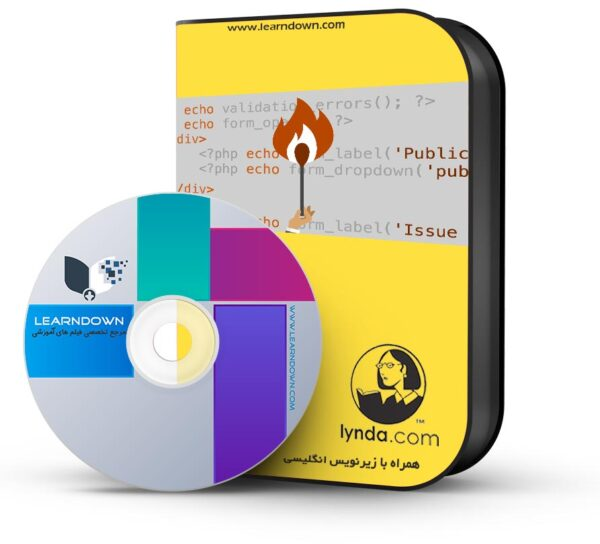 آموزش پی اچ پی کدایگنایتر –  Learning PHP CodeIgniter 2013