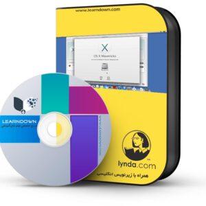 آموزش مکینتاچ ماوریکس - Mac OS X Mavericks Essential Training