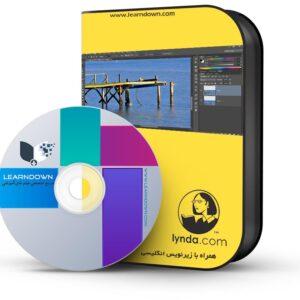 آموزش فتوشاپ قدم به قدم : متوسط - Photoshop CC 2013 One-on-One: Intermediate