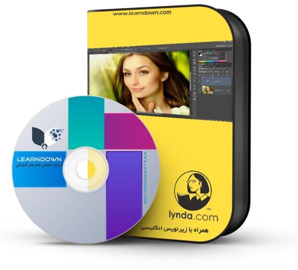 آموزش فتوشاپ قدم به قدم : پیشرفته – Photoshop CC 2014 One-on-One: Advanced