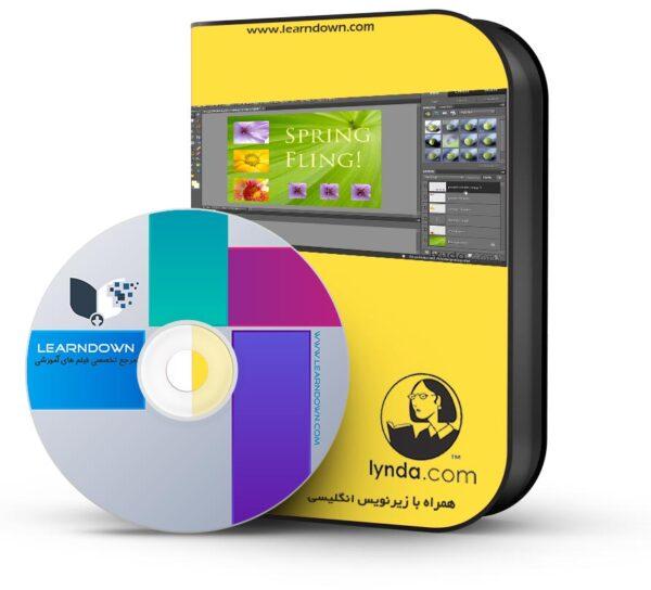 آموزش فتوشاپ المنت ۱۰- Photoshop Elements 10 Essential Training