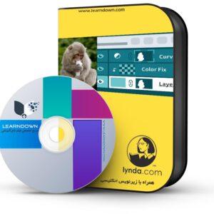 آموزش سلکت و ماسک در فتوشاپ - (Photoshop Selections and Layer Masking (2013