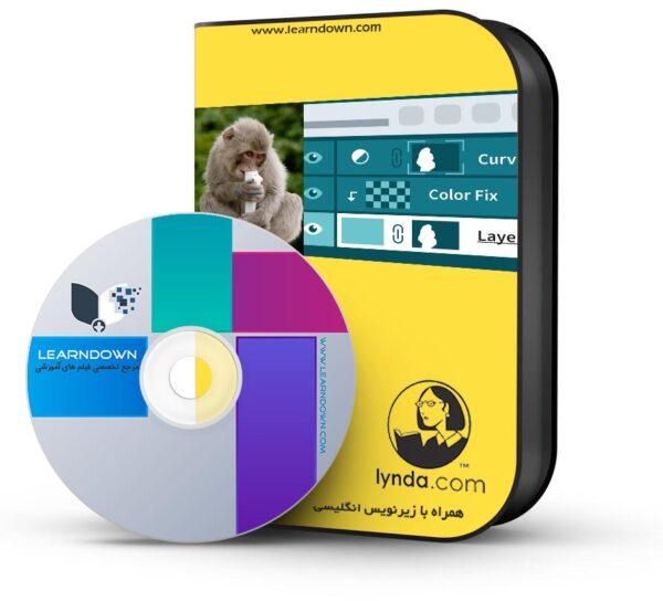 آموزش سلکت و ماسک در فتوشاپ –  (Photoshop Selections and Layer Masking (2013
