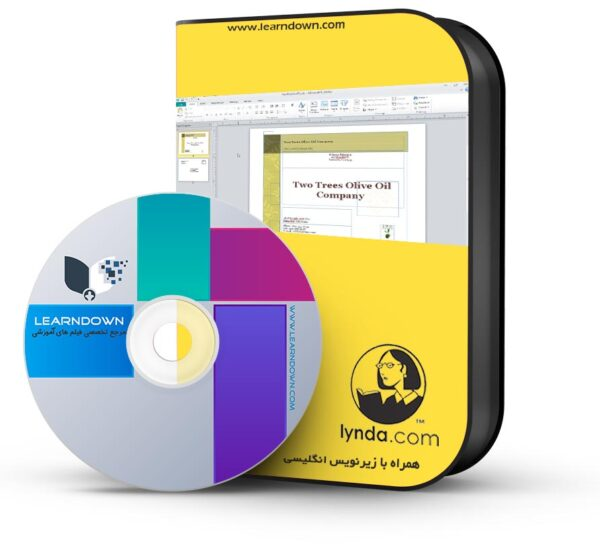 آموزش پابلیشر ۲۰۱۰  – Publisher 2010 Essential Training