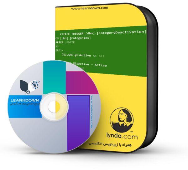 آموزش اس کیو ال سرور ، استور پروسیجر، تریگرها و توابع – SQL Server Triggers Stored Procedures and Functions