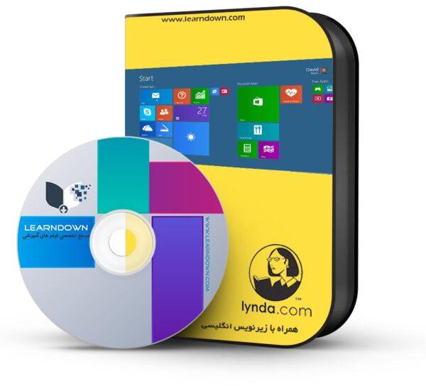 آموزش ویندوز ۸.۱ – Windows 8.1 Essential Training