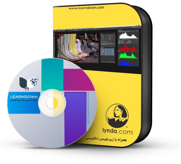 آموزش اصلاح رنگ پیشرفته در فتوشاپ | Advanced Photoshop Color