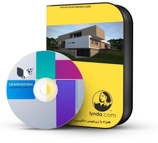 آموزش آرچیکد | ArchiCAD Essential Training