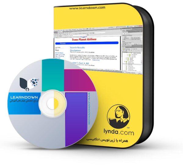 آموزش ساخت سایت ها به وسیله دریم ویور و وردپرس  Building Sites with Dreamweaver and WordPress