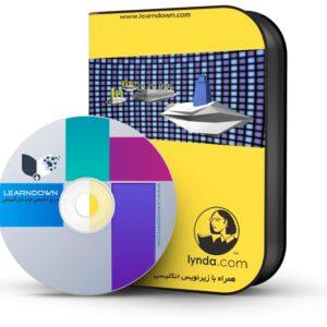 آموزش سینما فوردی آر16 | Cinema 4D R16 Essential Training