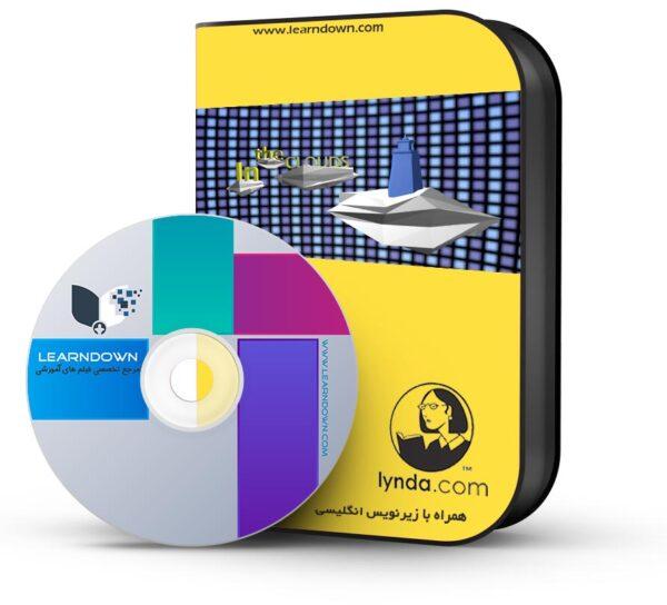 آموزش سینما فوردی آر۱۶    Cinema 4D R16 Essential Training