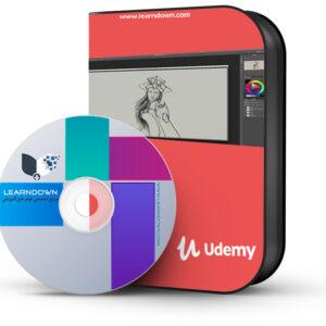 آموزش طراحی حرفه ی کاراکتر در فتوشاپ | Create Professional Character Designs in Photoshop