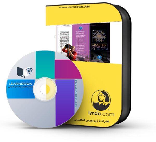 آموزش ایندیزاین: پرینت فایل های پی دی اف| InDesign: Print PDFs