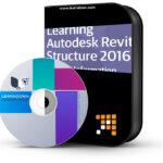 آموزش اتودسک رویت سازه – Learning Autodesk Revit Structure 2016