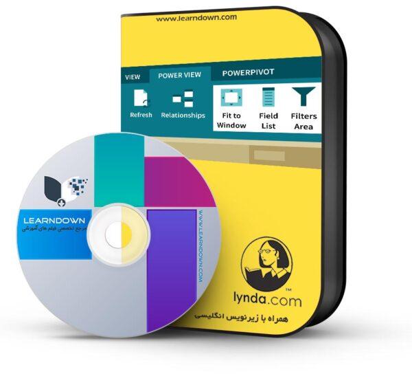 آموزش پاور پیوت و شیرپوینت ۲۰۱۳| Learning Power Pivot and SharePoint 2013