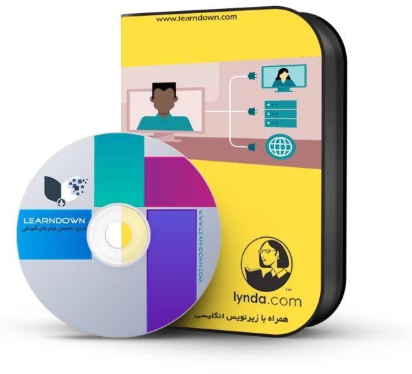 آموزش مبانی شبکه : رسانه های شبکه (شبکه محلی)   (Networking Foundations: Network Media (LANs