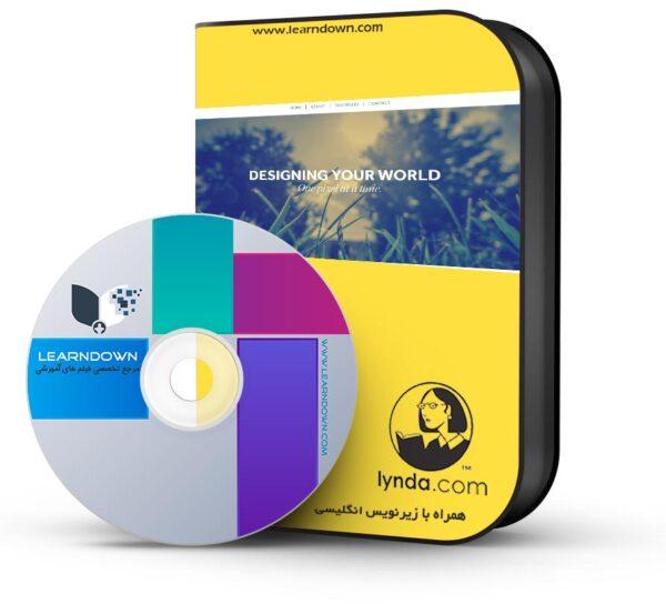 آموزش فتوشاپ برای طراحی وب| Photoshop CC for Web Design