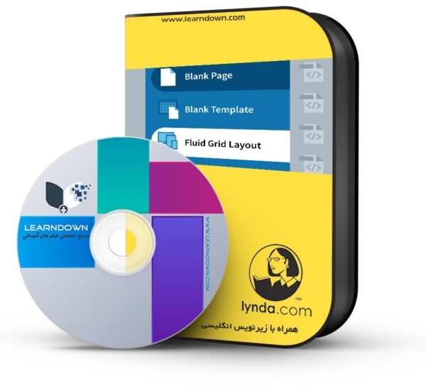 آموزش طراحی واکنشگر به وسیله دریم ویور – Responsive Design with Dreamweaver CS6