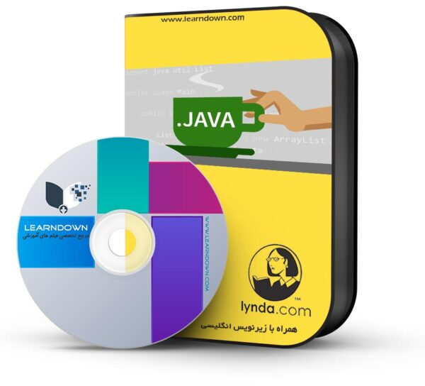 آموزش جاوا ۸ | Java 8 Essential Training