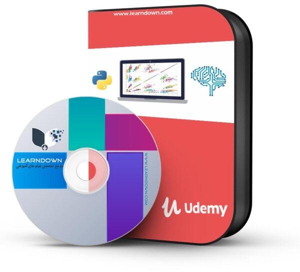 آموزش پیتون برای علوم داده و آموزش ماشین  بوتکمپ | Python for Data Science and Machine Learning Bootcamp