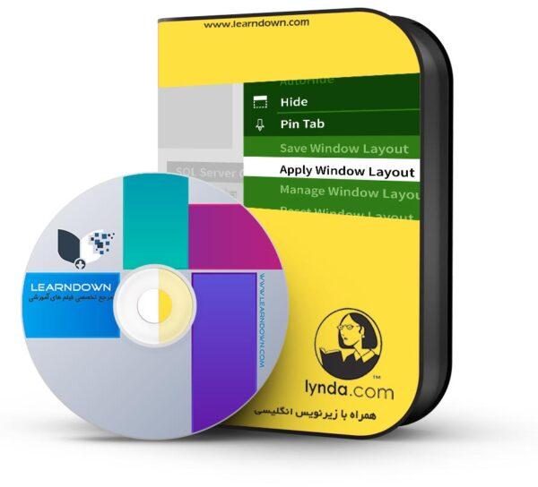 آموزش ویژوال استدیو : ۰۲ آشنایی با Visual Studio Essential Training 02 Getting Comfortable with the IDE |IDE