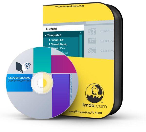 آموزش ویژوال استدیو : ۰۴ بررسی زبان های برنامه نویسی | Visual Studio Essential Training: 04 Surveying the Programming Languages
