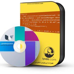 آموزش پیشرفته توسعه IOS : حرکت هسته | Advanced iOS App Development: Core Motion