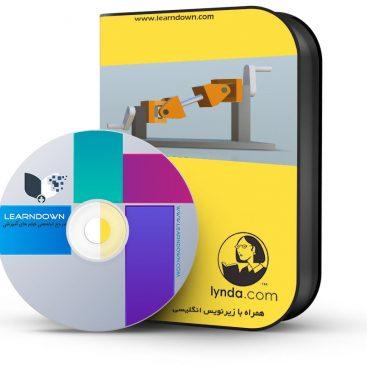 آموزش اینونتور 2019 | Autodesk Inventor 2019 Essential Training
