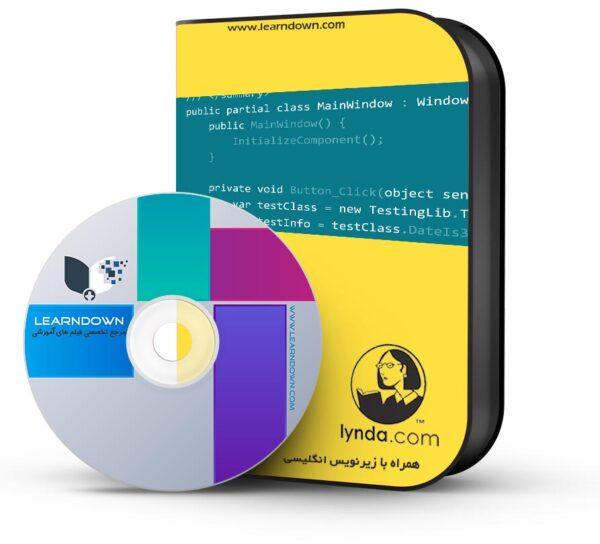 آموزش ویژوال استدیو : ۰۹ تست واحد   Visual Studio Essential Training: 09 Unit Tests