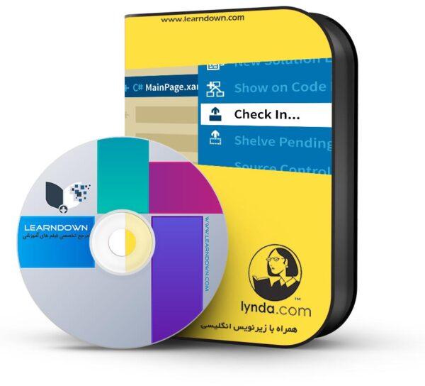 آموزش ویژوال استدیو : ۱۰ محافظت از کد پایه  | Visual Studio Essential Training: 10 Protecting Your Code Base with Source Control Providers