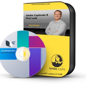آموزش کپتیویت 8 در اولین نگاه - Adobe Captivate 8 First Look