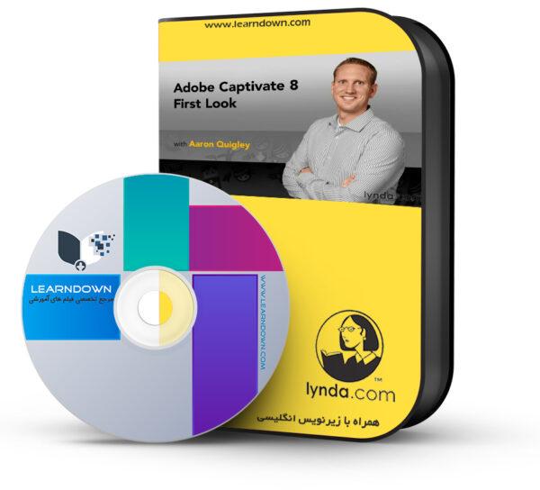 آموزش کپتیویت ۸ در اولین نگاه – Adobe Captivate 8 First Look