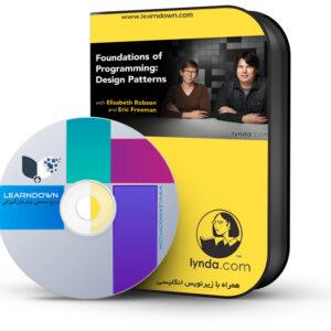 آموزش مبانی برنامه نویسی: الگوهای طراحی-Foundations of Programming: Design Patterns
