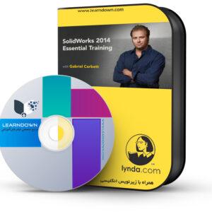 آموزش سالید ورک 2014- SolidWorks 2014 Essential Training