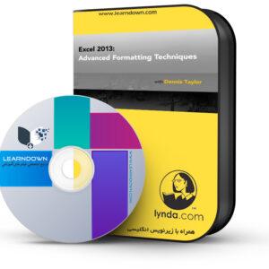 خرید آموزش اکسل 2013: تکنیک های فرمت بندی پیشرفته - Excel 2013: Advanced Formatting Techniques