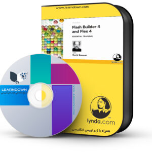 آموزش فلش بیلدر 4 و فلکس 4 - Flash Builder 4 and Flex 4 Essential Training