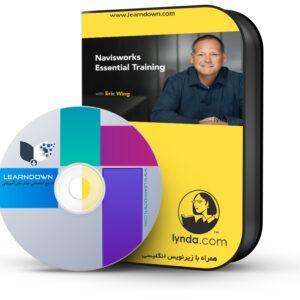 خرید آموزش ناویس ورک - Navisworks Essential Training