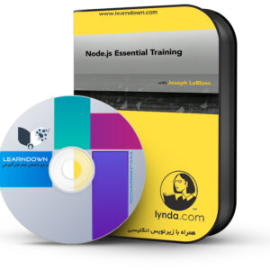 آموزش نود جیاس - Node.js Essential Training