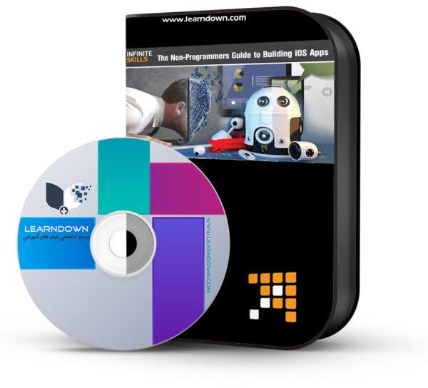 خرید آموزش برنامه نویسی اپلیکیشن ای او اس برای غیر برنامه نویس ها – Non-Programmers Guide To Building iOS Apps Training Video