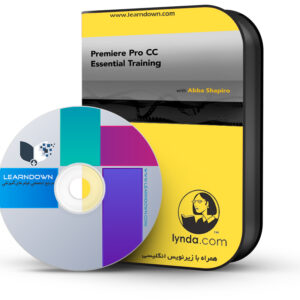 آموزش پریمیر پرو سی سی 2014 - Premiere Pro CC Essential Training 2014