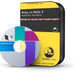 خرید آموزش روبی آن ریلز - Ruby on Rails 3 Essential Training